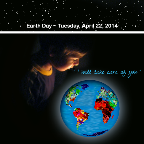 Thank you to Ann from Zoolatry for the Earth day Graphic!