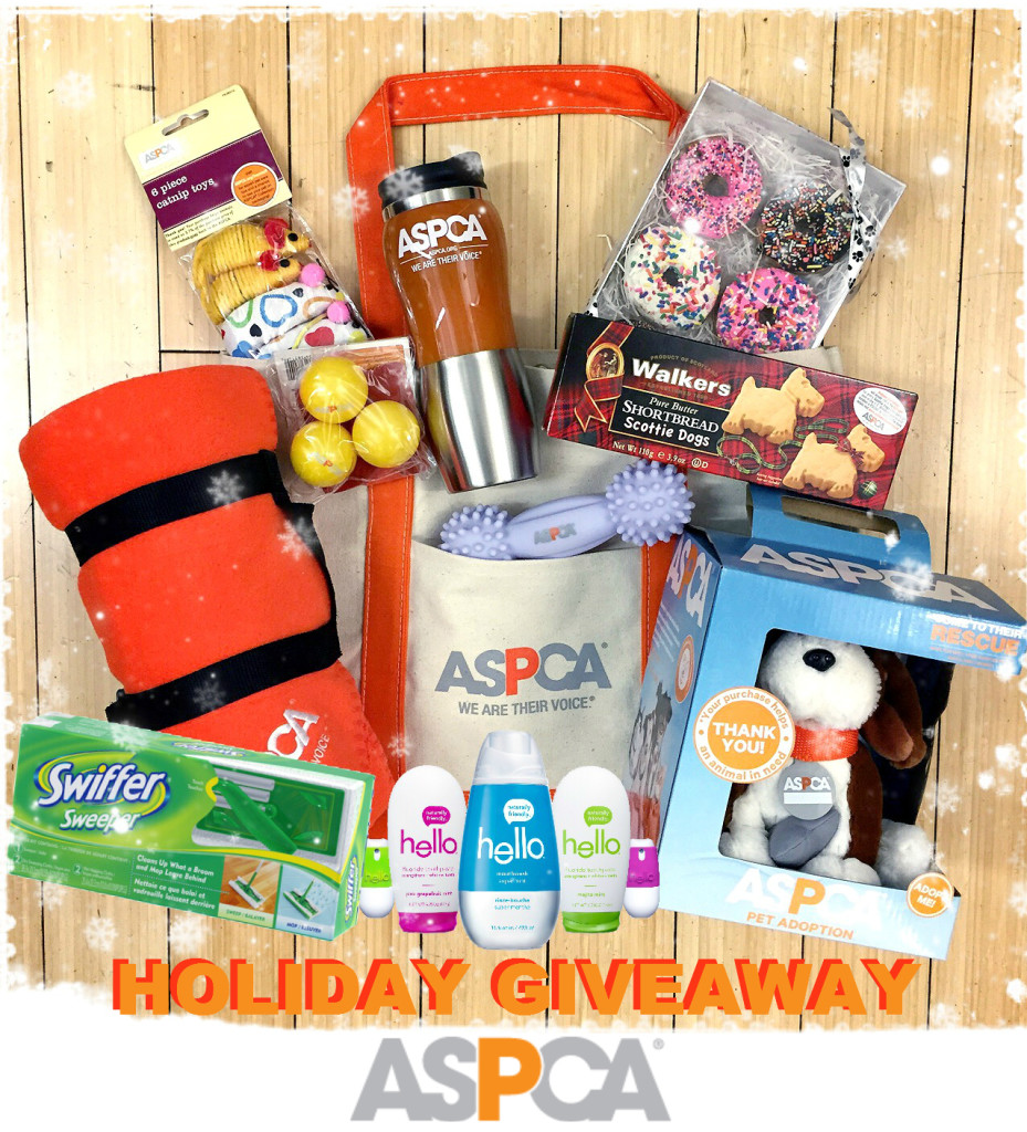 ASPCA Holiday Giveaway