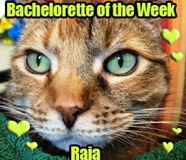 Raja: She's very VERY special